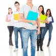University students — Stock Photo #11270708
