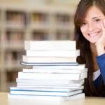 Female librarian — Stock Photo #11271033