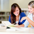 Female students — Stock Photo #11361365