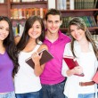 Group of students — Stock Photo #11399629