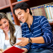 Friends studying together — Stock Photo #11399639