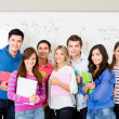 Group of students — Stock Photo #11399801