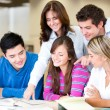 Study group — Stock Photo #11508454