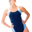 Woman in swimsuit - Foto Stock
