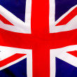 Union Jack flag — Stockfoto #11522595