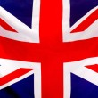 Union Jack flag — Stock Photo #11522595