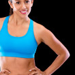 Fit woman — Stock Photo #11593584