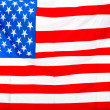 USA flag — Foto Stock