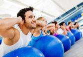 Exercício — Fotografia Stock