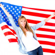 American woman — Stock Photo #11991556
