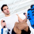 Mat gym — Stock Photo #12046245