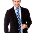 Happy business man — Stock Photo