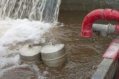 Reciclagem de água — Foto Stock