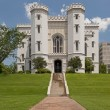 Capitol Building In Baton Rouge Louisiana — Stock Photo