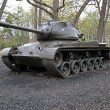 Stock Photo: Tank From World War II
