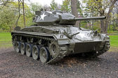 Tank From World War II — Stock Photo