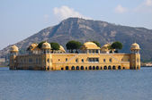 The Jal Mahal Water Palace, Jaipur, India — Stock Photo