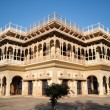 Stock Photo: City Palace, Jaipur, India