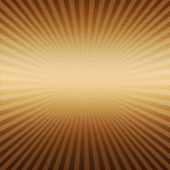 Gold metal texture, sunrayses stripes, gold metal background — Stock Photo