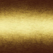 Gold metal background or texture with delicate canvas pattern — Stock Photo