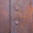 Royalty-Free Stock Photo: Old rusty iron.