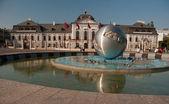 Castillo presidencial en bratislava — Foto de Stock