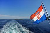 Croatian cruise — Zdjęcie stockowe