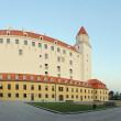 Братиславский замок — Стоковое фото