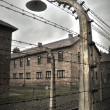 Royalty-Free Stock Photo: Concentration camp