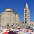Zadar church — Stock Photo