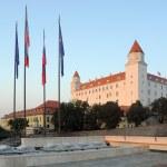 拉迪斯拉发城堡 — 图库照片 #11423682