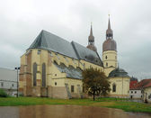 Bazilika sv。mikulasa — ストック写真