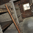 Stock Photo: Barracks interior