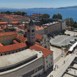 Zadar panorama — Stock Photo