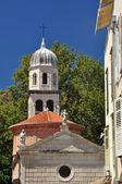Chorvatská církev — Stock fotografie