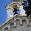 Church bell, Majorca — Foto Stock #11595073
