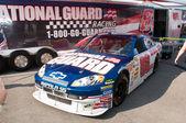 Kansas CIty Speedway — Stock Photo