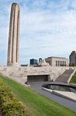 Wereldoorlog 1 museum — Stockfoto