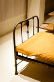 Military Bunker Bed — Stock Photo