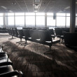 Royalty-Free Stock Photo: Airport Terminal Seating