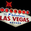 Stock Photo: Las Vegas Sign
