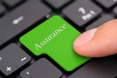 Assurance — Stock Photo