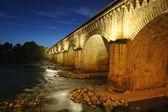 運河橋 2 — ストック写真