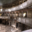 ruines du théâtre bâtiment hdr — Photo #10766269