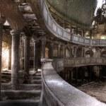 ancien opéra élégant hdr — Photo