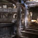 vieux théâtre élégant hdr — Photo