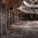vieux théâtre hdr — Photo