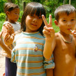 Stock Photo: Children in Cambodia