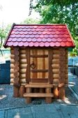 Children's Wooden House — Photo