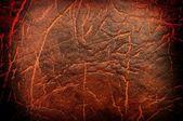 фон - сделанный из сыромятной кожи — Стоковое фото